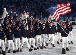 U.S. Olympic uniforms through the years