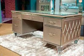 glass top office desk. Glass Office Desk Air Park Luxury Top With Drawers