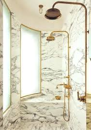 brass outdoor shower fixtures exposed plumbing design ideas rain head
