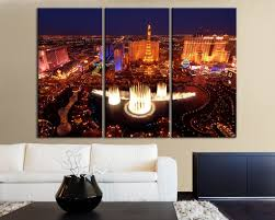large wall art las vegas canvas print 3 panel wall art canvas printing wall on 3 panel wall art canvas with large wall art las vegas canvas print 3 panel wall art canvas