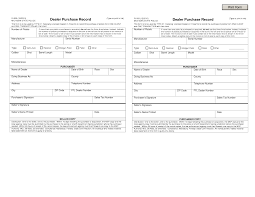 Bill Sale Form Pdf - Uber Home Decor • #36516