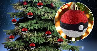 Pokeball Christmas Tree Ornaments - Shut Up And Take My Yen