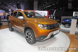 2018 renault duster south africa. perfect duster 2018 dacia duster front three quarters left at iaa 2017 throughout renault duster south africa