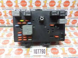used saturn relay computers and cruise control parts for sale 2005 saturn relay instrument panel fuse box at 2005 Saturn Relay Fuse Box