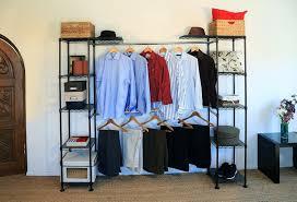 amazing seville classics expandable closet organizer system satin bronze seville classics expandable closet organizer chrome picture
