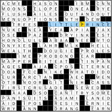 Heart Chart Crossword Rex Parker Does The Nyt Crossword Puzzle 1943 French