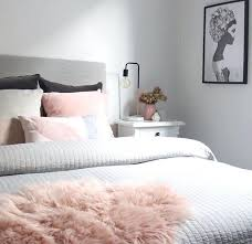 Pink And Grey Bedroom Pink And White Rooms Pink And Grey Decor ...