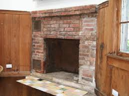 cover brick wall with wood.  Cover Hdswt103_3bef_fireplace With Cover Brick Wall Wood