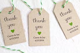 thank you tags for wedding favors 26 favor tag templates psd ai free premium templates
