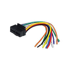 16 pin jvc car stereo radio wire wiring harness plug cabke dg new jvc 16 pin 2000 up car radio wire harness cd player wiring plug jvc16000