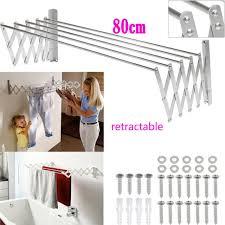 hanging laundry drying rack