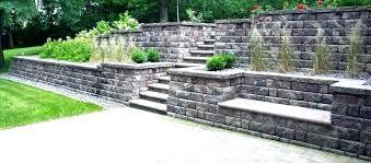 cement retaining wall block retaining wall ideas block retaining wall ideas landscaping wall pictures modular block retaining walls landscaping block