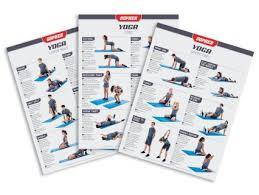 Ultrafit Yoga Charts