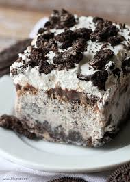 Oreo Ice Cream Cake Just 5 Ingredients Lil Luna