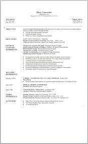 Cover Letter Student Nurse Resume Samples Nurses Format Free