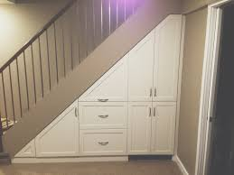 Pantry Under Stairs Best Under Stairs Closet Storage Ideas Andrea Outloud Also