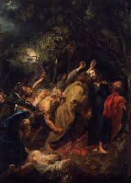 anthony van dyck flemish 1599 1641 the capture of christ or judas