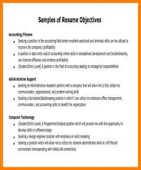 Administrative Assistant Resume Objective Company Resume venja co Resume  And Cover Letter clinicalneuropsychology us