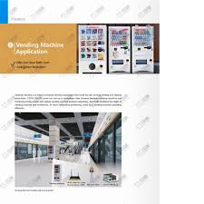 Vending Machine Design Pdf Custom Vending Machine Application Xiamen FourFaith Communication
