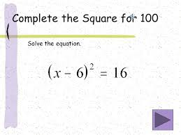 complete the sqaure math 2 math jeopardy complete the square maths genie completing the square answers
