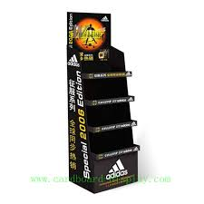 Promotional Stands Displays Simple Promotional Cardboard 32 Tiers Display Rack For Commoditiescardboard