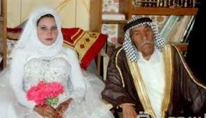 Image result for قانونی که به زودی درباره ازدواج دختران کم سن با مردان مسن تصویب خواهد شد