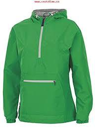 farysays womens lightweight pullover waterproof raincoat outdoor hooded rain jacket windbreaker s l green