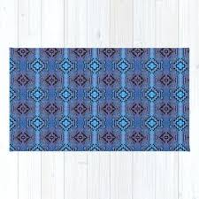 southwestern style rugs blue southwestern style doodle pattern rug southwestern style kitchen rugs