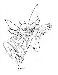 Small Picture Batman Beyond Coloring Pages Coloring Pages