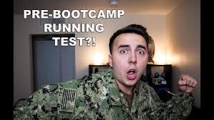 New Navy Pre Bootcamp Running Test