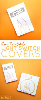 Print And Assemble These Light Switch