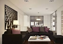 ... Black And Purple Living Room Decor Beauteous Black White And Purple  Living Room Decoration Natural ...