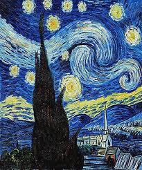 vincent van gogh painting vincent van gogh starry night painting by tony rubino