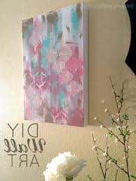 Wall Art For Living Room Diy Diy Painting Living Room Walls Chocolate Brown Dining Room Paint