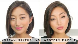 makeup korean makeup vs western makeup dahyeshka you