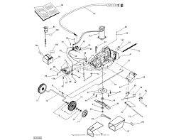 Dr power em5 2 cordless lawn mower parts diagrams rh jackssmallengines lawn tractor wiring diagram