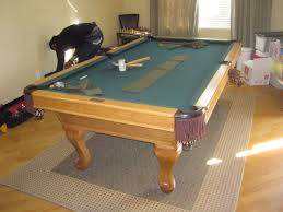 pool table rug size home design ideas