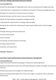 Human Resources Management COURSE AUTHOR Dr. Monica Belcourt, School of  Human Resource Management, York University - PDF Free Download