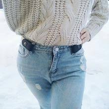 <b>BuckleFree</b>™ Stretchable <b>Elastic</b> Belt for Jeans, Pants, Dresses ...