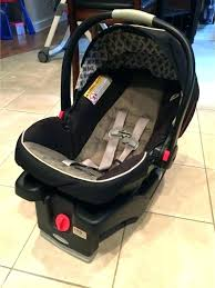 car seat base for graco connect manual expiration date and in i