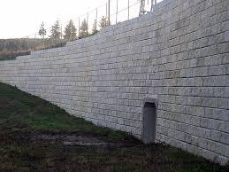 culvert openings through walls recon