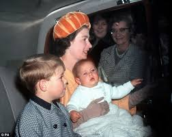 004A Baby prince Edward the Queen s fourth and youngest child was bor m 7