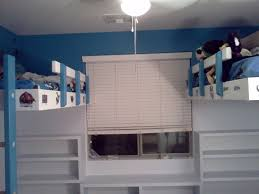 Floating Loft Bed Partially Freestanding Loft Bed Under 50 7 Steps With Pictures