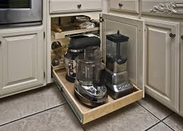 Kitchen Organizer Shelfgenie Blind Corner Cabinet Solution Long