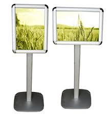 A3 Display Stands China Display Stand Manufacturer Poster Stands Poster Frames 45