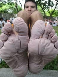 Male foot fetish pics
