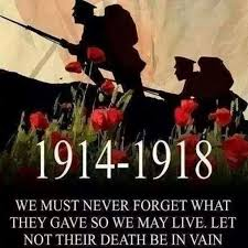 Image result for wwi lest we forget