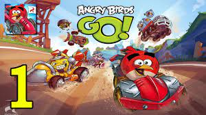 Angry Birds Go - Gameplay (Android, IOS) Parte 1 - YouTube