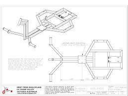 drift trike plan frame projects to try pinterest drift trike