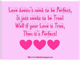 Perfect Love Quotes Adorable My Coolest Quotes Wanna Know What's The Perfect Love